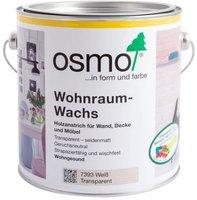 Osmo Wohnraum-Wachs 7393 weiß, transparent (2,5 l)