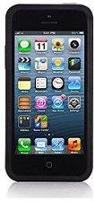 just mobile AluFrame Bumper schwarz (iPhone 5)