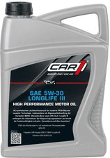Car 1 Synthetic Longlife 3 5W-30 (5 l)