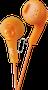 JVC HA-F160 (orange)