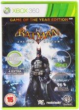 Batman: Arkham Asylum (Xbox360)