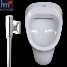 Vitra Urinal mit Druckspüler (65630030202)