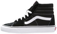 Vans Sk8-Hi Platform Canvas black/white