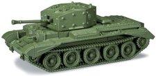 """Herpa Kampfpanzer Mk VIII  """"Cromwell IV """" mit 75mm Kanone (744447)"""