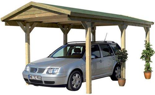 Satteldach carport viele angebote bei vergleichen for Angebote carport