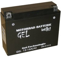 IntAct Bike-Power Gel 12V 16Ah (Gel12-16AL-A2)