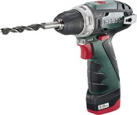 Metabo PowerMaxx BS Basic (2 x 2,0 Ah)