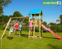 Jungle Gym Castle 2-Swing X'tra