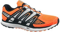 Salomon X-Scream fluo orange/midnight blue/white