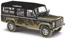 """Busch Land Rover Defender  """"muddy """" (50303)"""