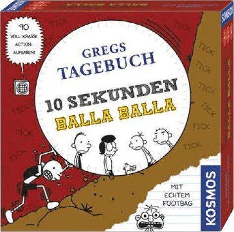 Kosmos Gregs Tagebuch 10 Sekunden Balla Balla