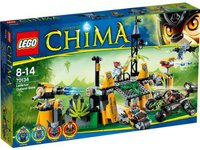 LEGO Legends of Chima Lavertus Lagerversteck (70134)