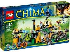 LEGO Legends of Chima Lavertus Lagerversteck (70134)