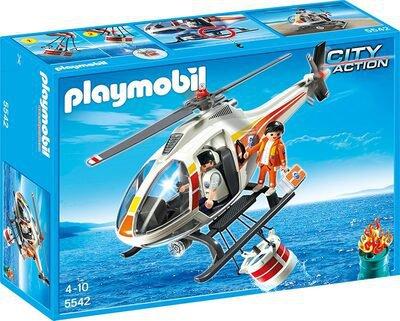 Playmobil City Action - Löschhubschrauber (5542)