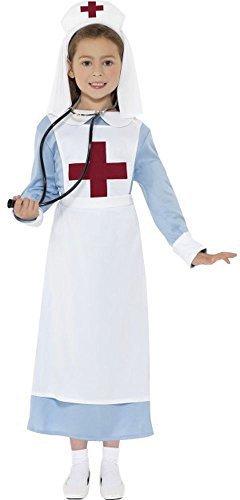 Smiffy's Krankenschwester Kostüm