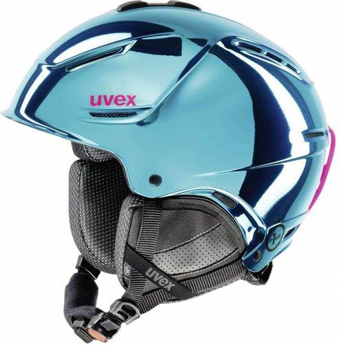 Uvex P1us chrome