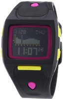 Nixon The Small Lodown all black/neon pop (A4981322)