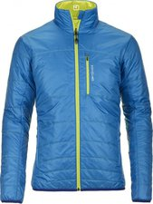 Ortovox Swisswool Light Jacket Piz Boval Blue Ocean