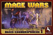 PEGASUS SPIELE Mage Wars Basis-Zaubersprüche 1