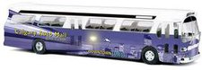 Busch Amerikanischer Bus Fishbowl Design-Line Calgary (44535)