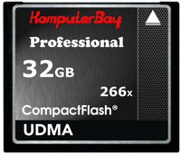 Komputerbay Compact Flash 32GB 266x