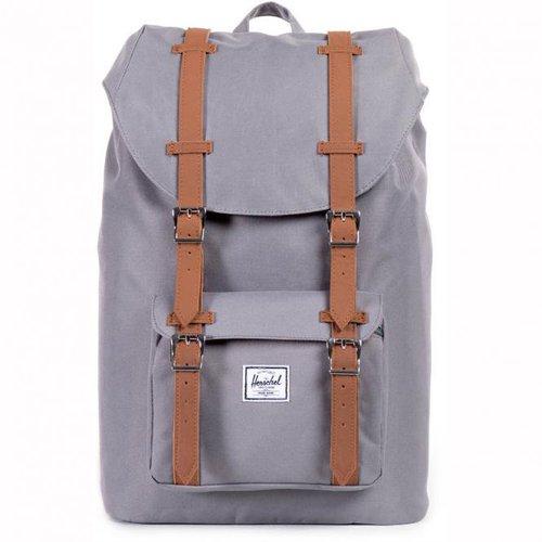 Herschel Little America Backpack Mid-Volume grey