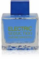 Antonio Banderas Electric Blue Seduction Eau de Toilette (100 ml)