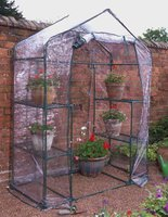 Gardman Compact Walk-in Greenhouse