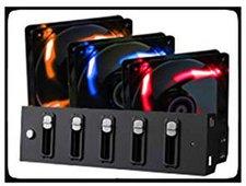 BitFenix Spectre LED orange 140mm