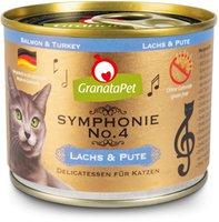 GranataPet Symphonie Nr. 4 Lachs & Pute (200 g)