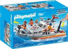 Playmobil City Action - Lösch-Rettungskreuzer (5540)