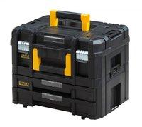 Dewalt Combo-Kit TSTAK (Box I + Box III)