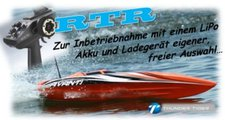 Thunder Tiger Avanti OBL RTR (5129-F11O)