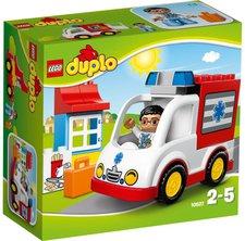 LEGO Duplo - Ville Krankenwagen (10527)