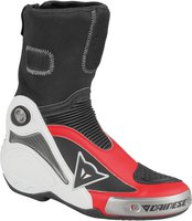 Dainese St Axial Pro In weiß/rot