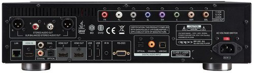 OPPO Digital BDP-105D
