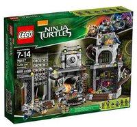 LEGO Teenage Mutant Ninja Turtles - Angriff auf das Turtle Versteck (79117)