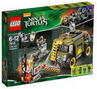 LEGO Teenage Mutant Ninja Turtles - Turtle Van (79115)