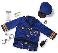 Melissa & Doug Polizei-Kostüm