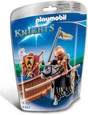 Playmobil Knights - Turnierkämpfer Wildpferde-Clan (5357)