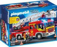 Playmobil City Action Feuerwehr-Leiterfahrzeug (5362)