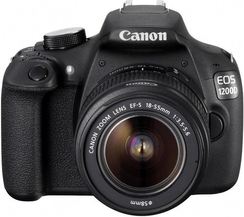 Canon EOS 1200D Kit 18-55 mm [Canon DC III]