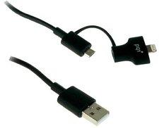 PQI i-Cable Du-Plug 90