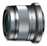 Olympus M.Zuiko Digital 45mm f1.8 (silber)