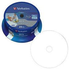 Verbatim BD-R 25GB 6x 25er Spindel 43811