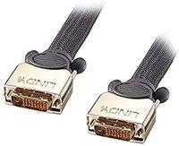 Lindy 37157 GOLD DVI-D SLD Dual Link (20,0m)