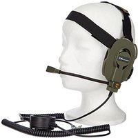 Midland Bow M-Tactical Military Headset