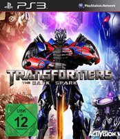Transformers: Rise of the Dark Spark (PS3)