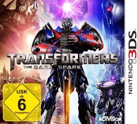 Transformers: Rise of the Dark Spark (3DS)