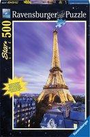 Ravensburger Funkelnder Eiffelturm (500 Teile)